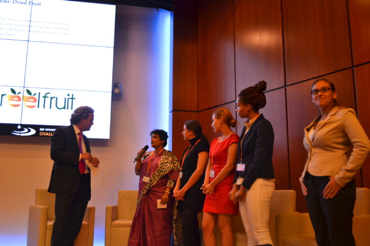 Dr. Nene finalist at the International Business Plan competition in Netherlands