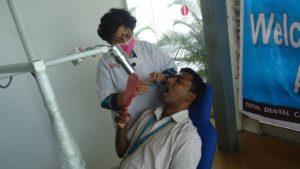 Dental Check-up At KPIT Hinjawadi in Nov. 2014